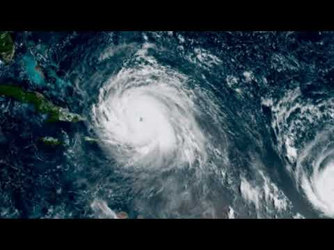 Hurricane Irma Sucked The Ocean Away From Beaches In The Bahamas
