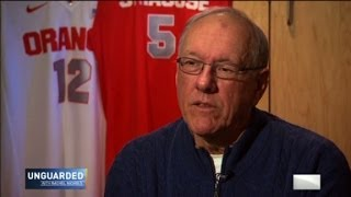 Jim Boeheim: Bleeding Orange