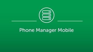 Phone Manager Mobile