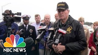 Sheriff Briefs On Pensacola Naval Base Shooting: 'Our Community Is Secure' | NBC News