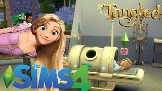 the sims 4 tangled 10 ไปคลอดท โรงพยาบาล