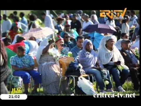 Eri-TV - Sekri Sematat Report - Denver - Rom - Stockholm - Doha and Austrian Cities