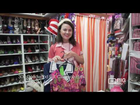 Clarence Park Bazaar Costume Shop Adelaide for Retro Costumes and Retro Clothing