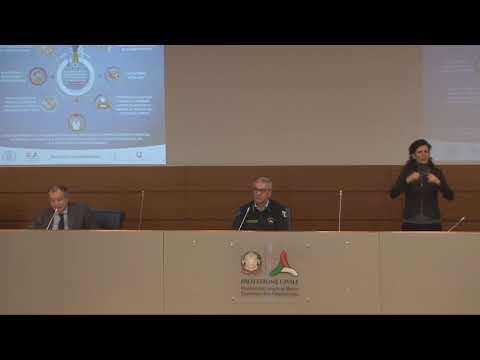 Conferenza stampa 2 aprile 2020 ore 18.00 – Coronavirus