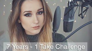Lukas Graham - 7 Years (Hannah Dorman Cover) 1 VOCAL TAKE #1TakeChallenge