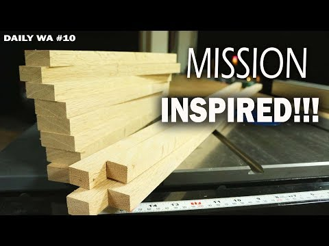 MISSION INSPIRED SHOE RACK!!! | PART 1