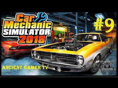 Motoru Söküp Topladık - Car Mechanic Simulator 2018 Serisi #9