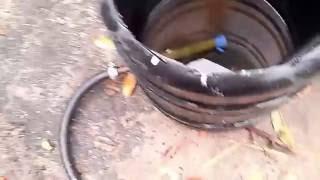 резервуар для минимойки высокого давления