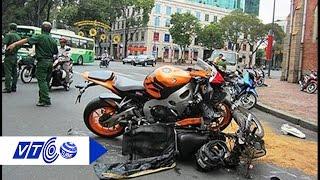 Sát thủ thầm lặng tham gia giao thông tại Việt Nam | VTC