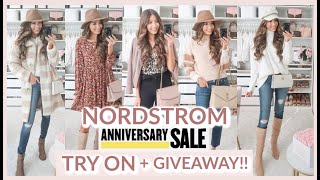 HUGE NORDSTROM ANNIVERSARY SALE TRY ON HAUL 2020 + $500 GIVEAWAY!!!