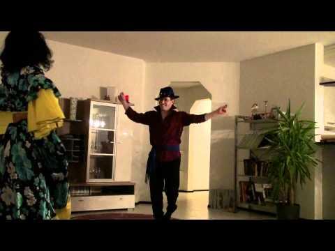 видео: Цыганочка с выходом ! Зажигательный танец !!!