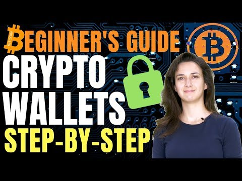 Cryptocurrency Wallets for Beginners (Ultimate Step-by-Step
