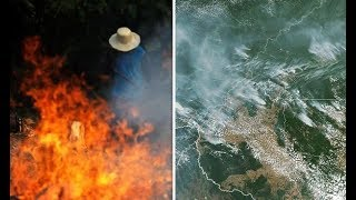 2 Absolutely Terrifying Climate Stories