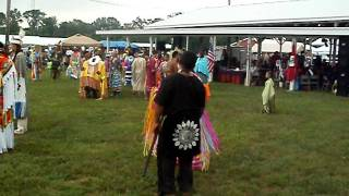 Nanticoke Lenni-Lenape Pow-wow 2011 Intertribal 2 songs