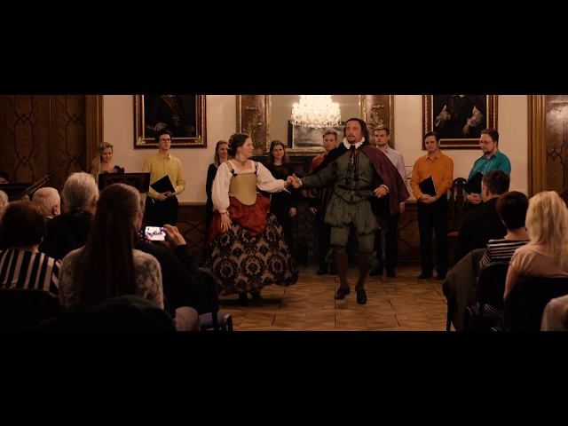 Victoria Ensemble & Chorea Historica/ Music and Dance of the Renaissance Prague