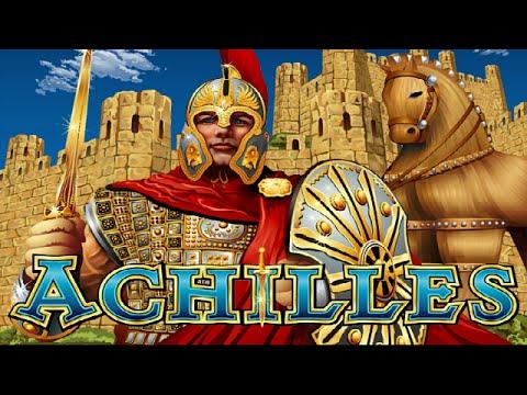 Hasil gambar untuk Achilles slot