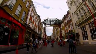 GoPro HERO3 - HOLIDAYS IN LONDON - 2014