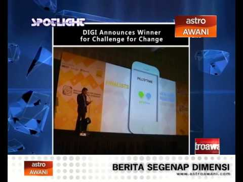Gadget Nation: Digi Challenge For Change And Chat On Events.