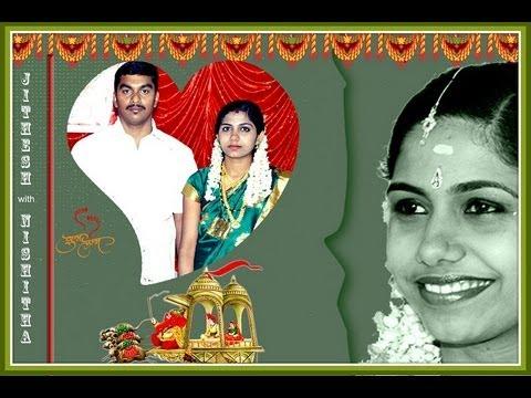 Jithesh weds nishitha video