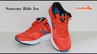 Saucony Ride Iso. Обзор беговых кроссовок.