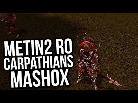 Metin2 RO Carpathians | Prezentare Alchimie + Iteme / Pvp Prin Map1 !