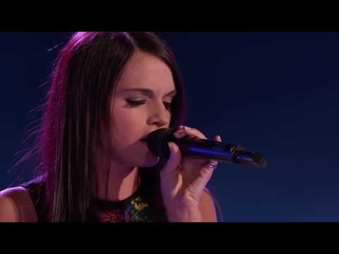 Caitlin Caporale sings 'Impossible' The...