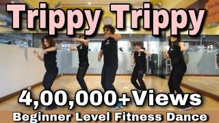 Trippy Trippy | Neha Kakkar| Badshah  | Zumba Dance Routine | Dil Groove Maare