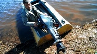 Лодочный Мотор SUZUKI 15 DT(Outboard Motor SUZUKI DT 15)