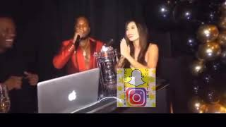 JEEZY SURPRISES JEANNIE MAI WITH A SPECIAL GIFT AT HER BIRTHDAY PARTY | JEANNIE MAI AND YOUNG JEEZY