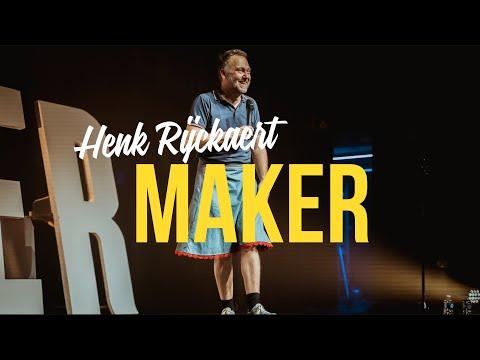 MAKER - Henk Rijckaert (full show)