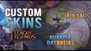 COMO BAIXAR E INSTALAR CUSTOM SKINS (MODS) NO LEAGUE OF LEGENDS [5.3] 2015