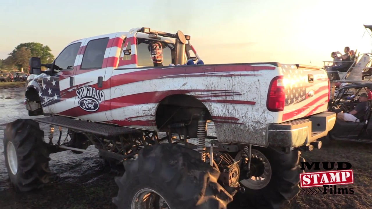 Friday Mud Bogging at The Devils Garden Mud Club