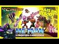 """He-Man e Os Mestres do Universo"" - Crítica"