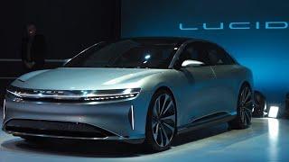 Мы Создали СВОЮ Tesla 2021!  Обзор Lucid Motors и Lucid Air!