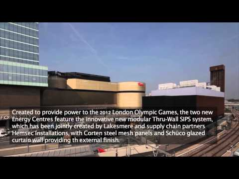 Olympic Energy Centres