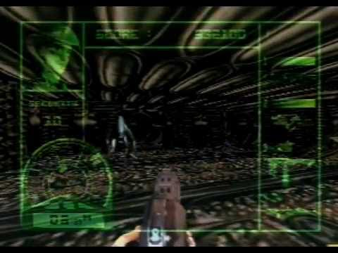 Alien VS Predator Atari Jaguar Review