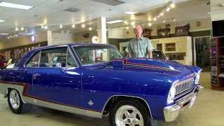 1966 Chevy Nova REAL SS For Sale