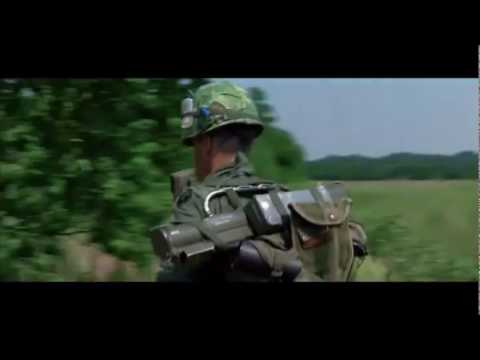 Forrest Gump - Walking In Vietnam
