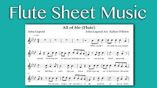 all-of-me---john-legend-flute-sheet-music