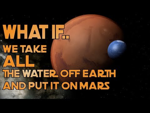 WHAT IF... WE PUT ALL OF EARTHS WATER ON MARS? Mp3