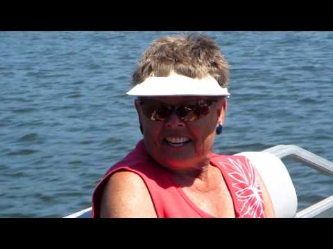 FISH4FUN: PONTOON TROLLING FOR WALLEYE ON POMME DE TERRE LAKE