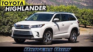 2019 Toyota Highlander - Better Than the New Model?