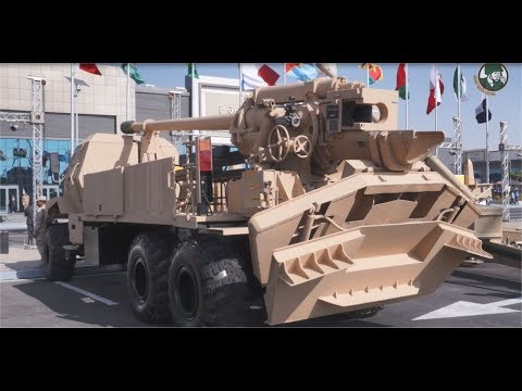 Egyptian Defense Industry At EDEX 2018 First Egypt Defense Exhibition In Cairo Day 2