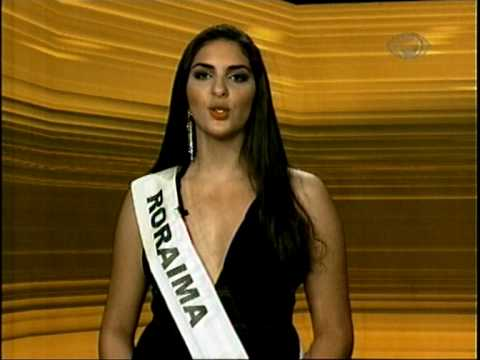 Ana Luiza - Miss Roraima 2009