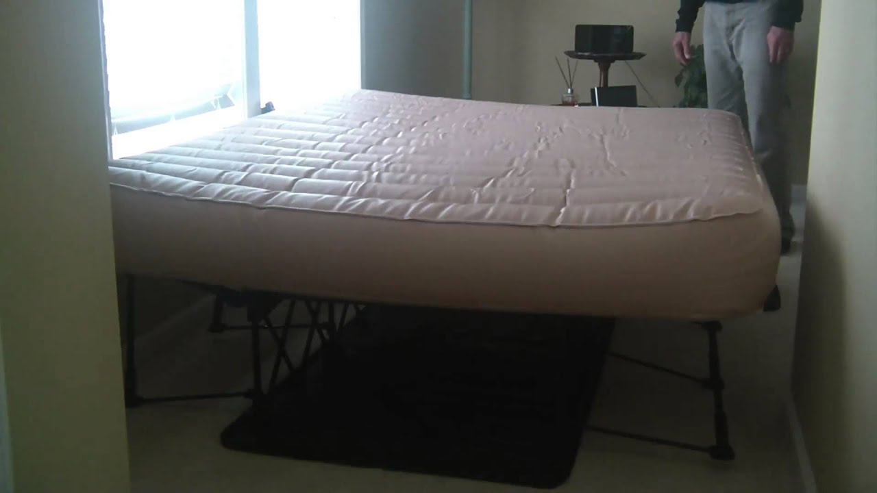 Hideaway Guest Bed Review Simplysleeper Hideaway Guest Air Bed Queen Sized With
