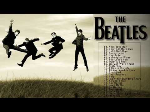 The Beatles Greatest Hits  - Best Of The Beatles Songs