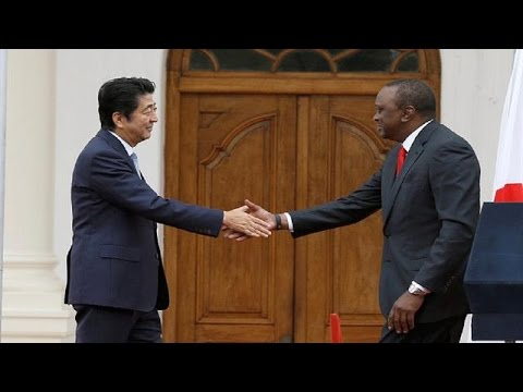 Japan PM in Kenya for Africa-Japan conference on Development