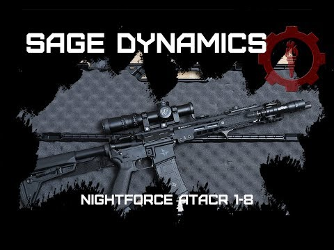 Nightforce ATACR 1-8x24