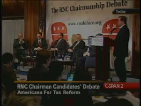 RNC Chair Debates: Candidates Asked Who Are Their Favorite and Least Favorite Presidents