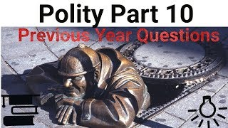 Most Important And Expected Questions | Punjab Exams | Polity | Part 10 | PPSC | NAIB TEHSILDAR